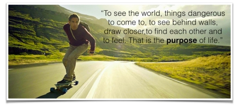 Life Purpose Walter Mitty .001