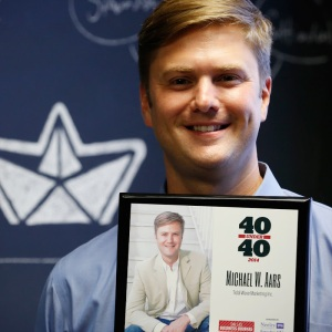 michael-aars-40-under-40-dallas-business-journal-dbj-2014